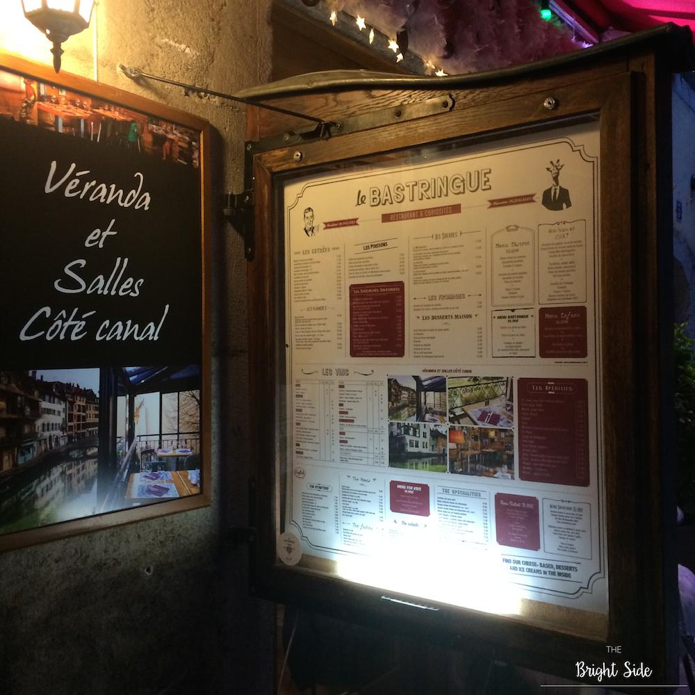 Carnet de voyage : Annecy