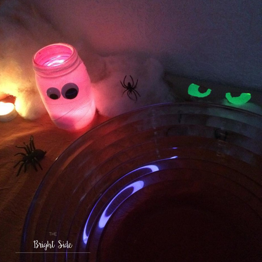 Do It Yourself : Halloween yeux