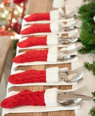 Lifestyle inspiration une jolie d coration de table pour no l - Pinterest table de noel ...