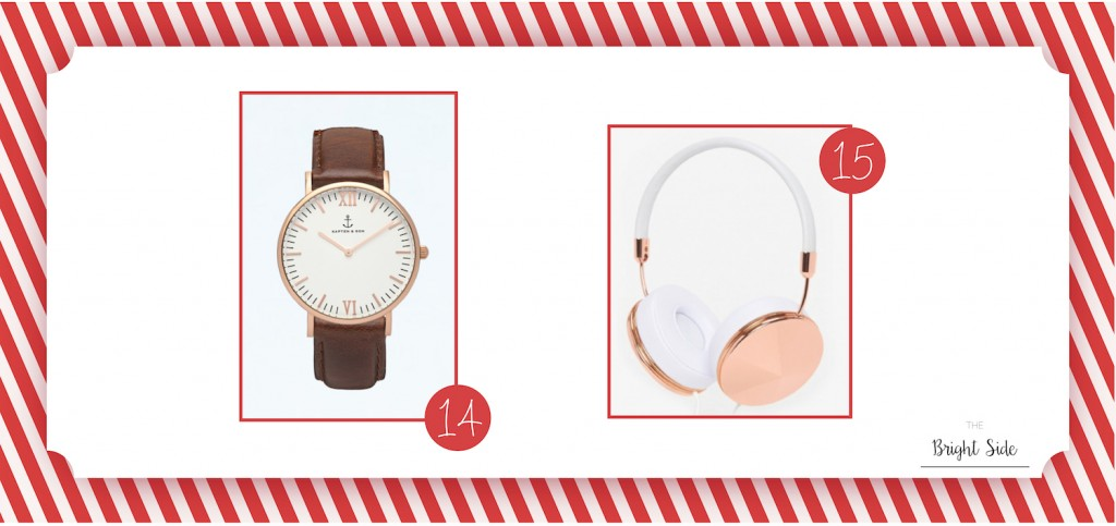Lifestyle : wishlist de Noël