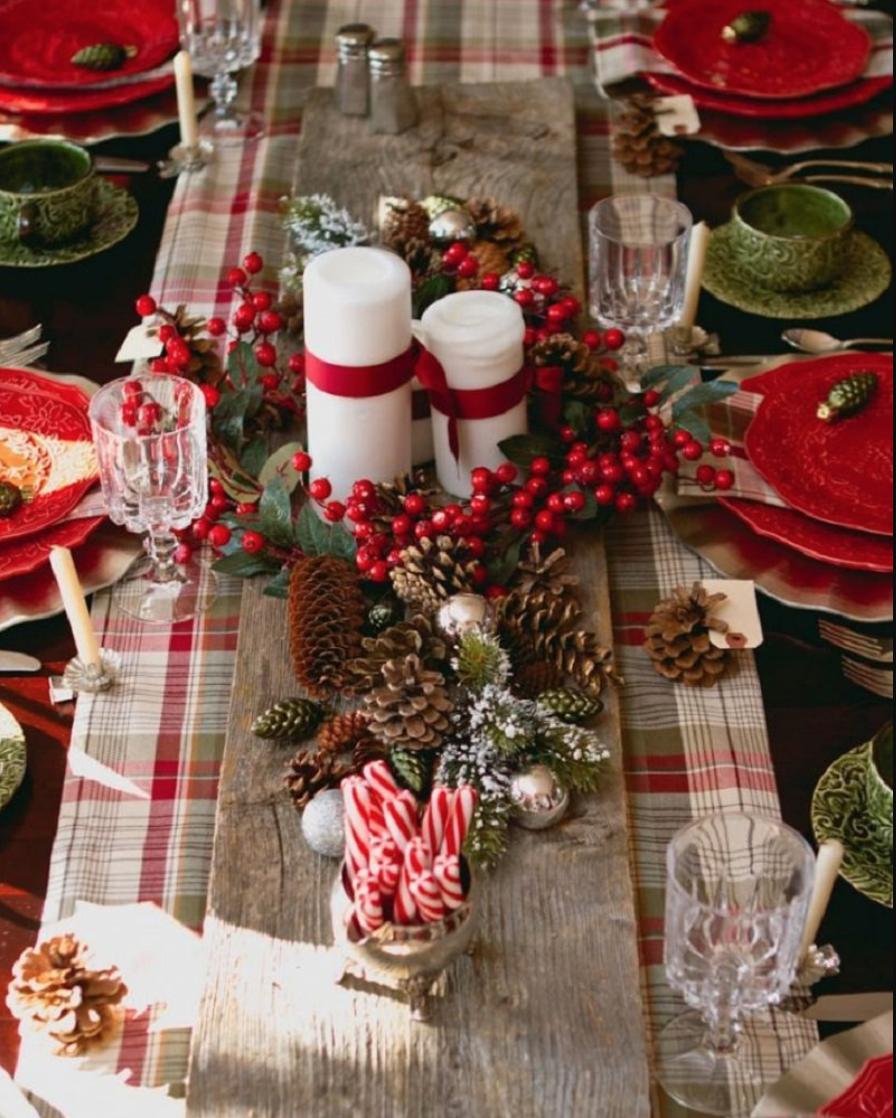 Table pour Noël