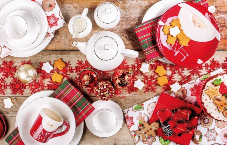 Une jolie table pour Noël