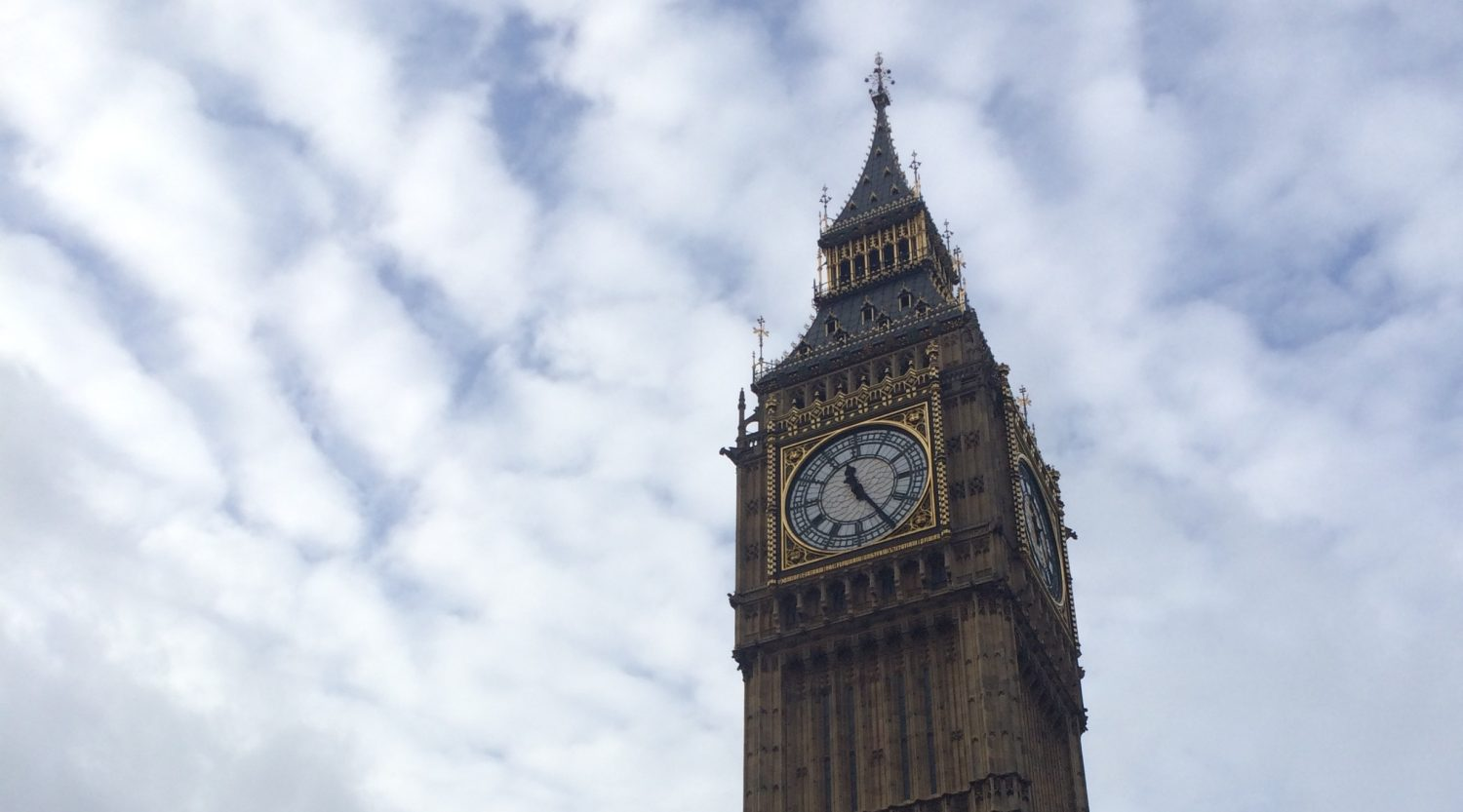 Jour 1 & 2 à Londres : Big Ben, Buckingham, Natural History Museum…