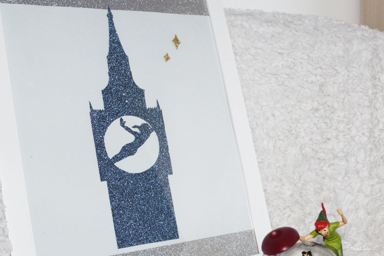 DIY votre tableau Disney Peter Pan