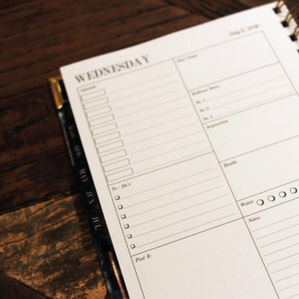 Calendrier Janvier & sélection agenda