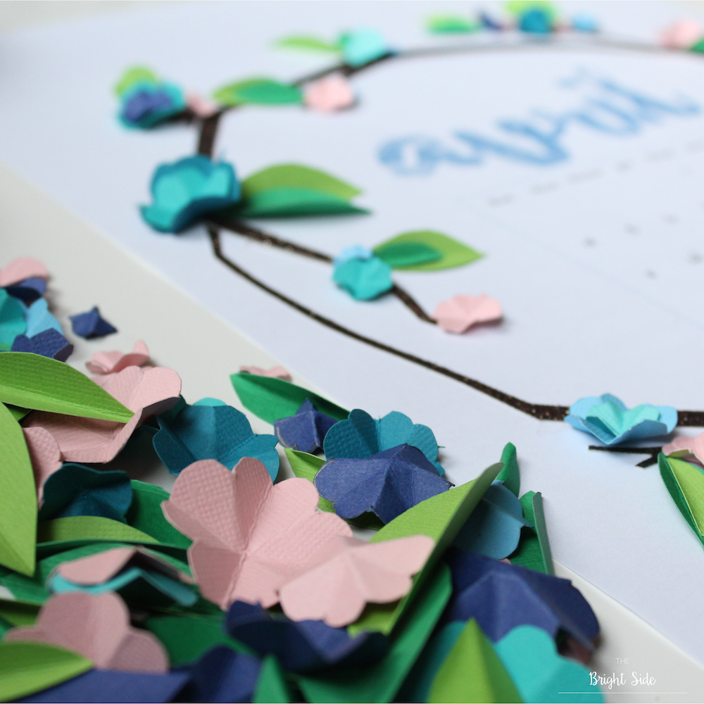 [DIY] – Free Printable : Calendrier d'avril
