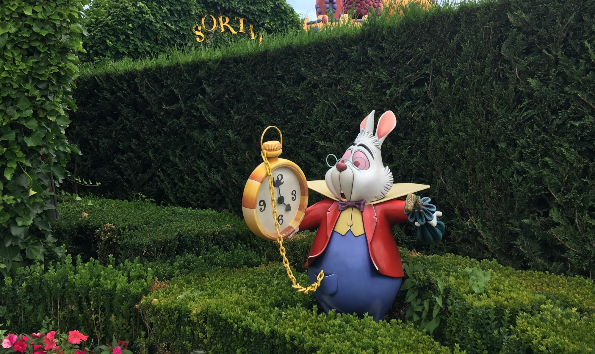 Gagner du temps à Disneyland Paris
