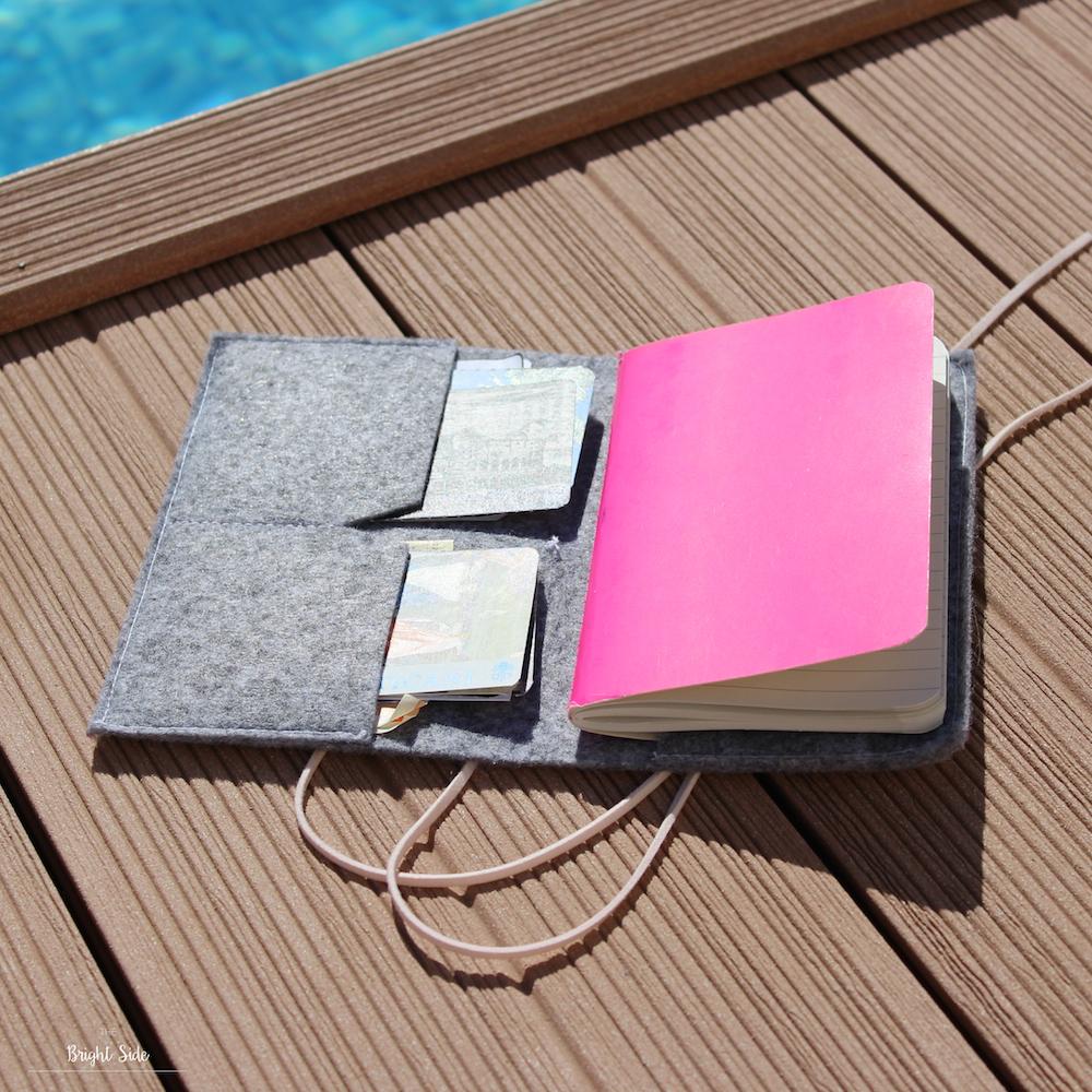 [DIY] - Mode & Accessoires : Le protège passeport