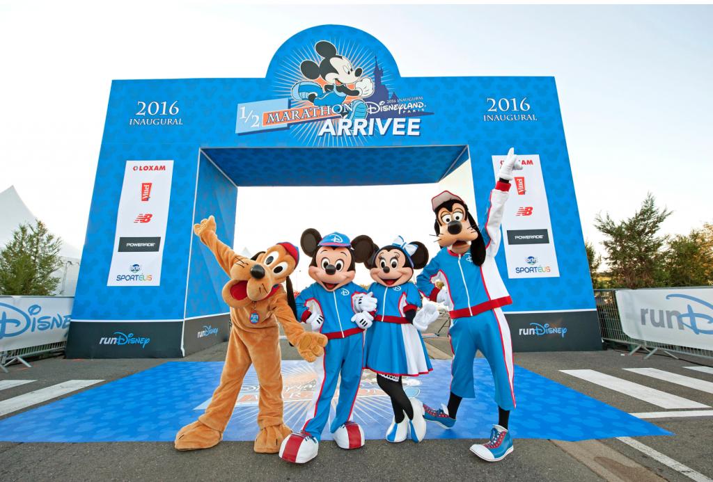 Sport | J'ai fait le semi-marathon de Disneyland Paris toute seule !