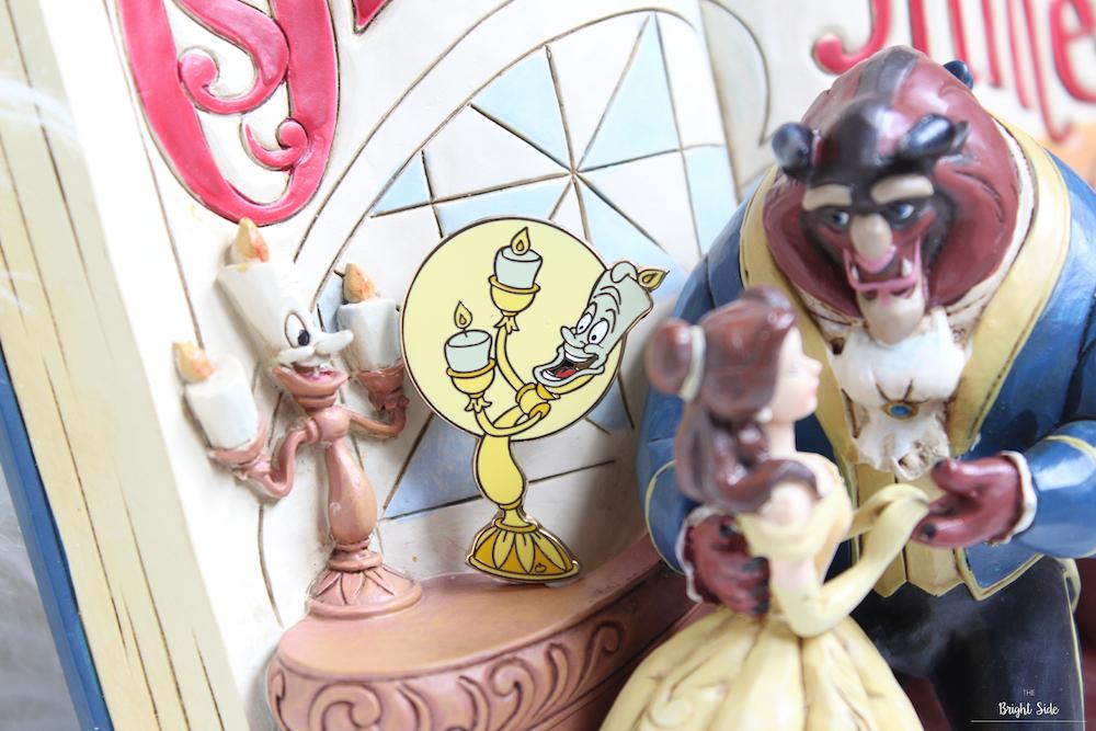 Pins Disney| Ma collection La Belle et la Bête