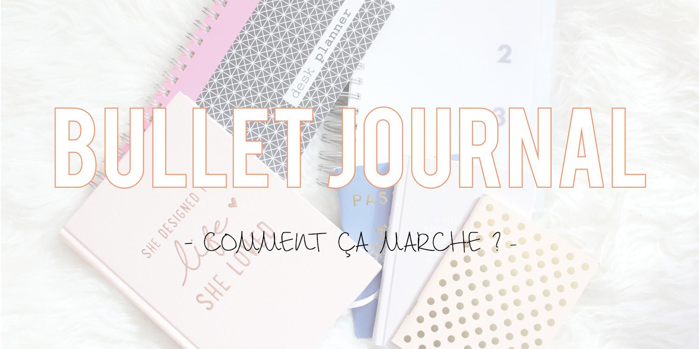 bullet journal comment a marche. Black Bedroom Furniture Sets. Home Design Ideas