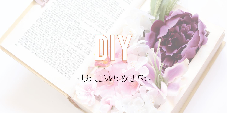 DIY | Une oeuvre mystérieuse : le livre boîte