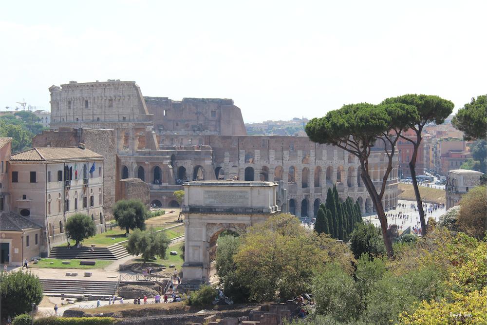 Rome - Forum Palatin