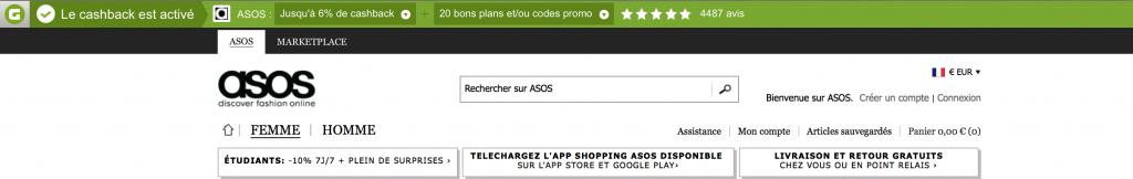 Bon plan shopping  Économiser de l'argent lors de vos achats sur internet !