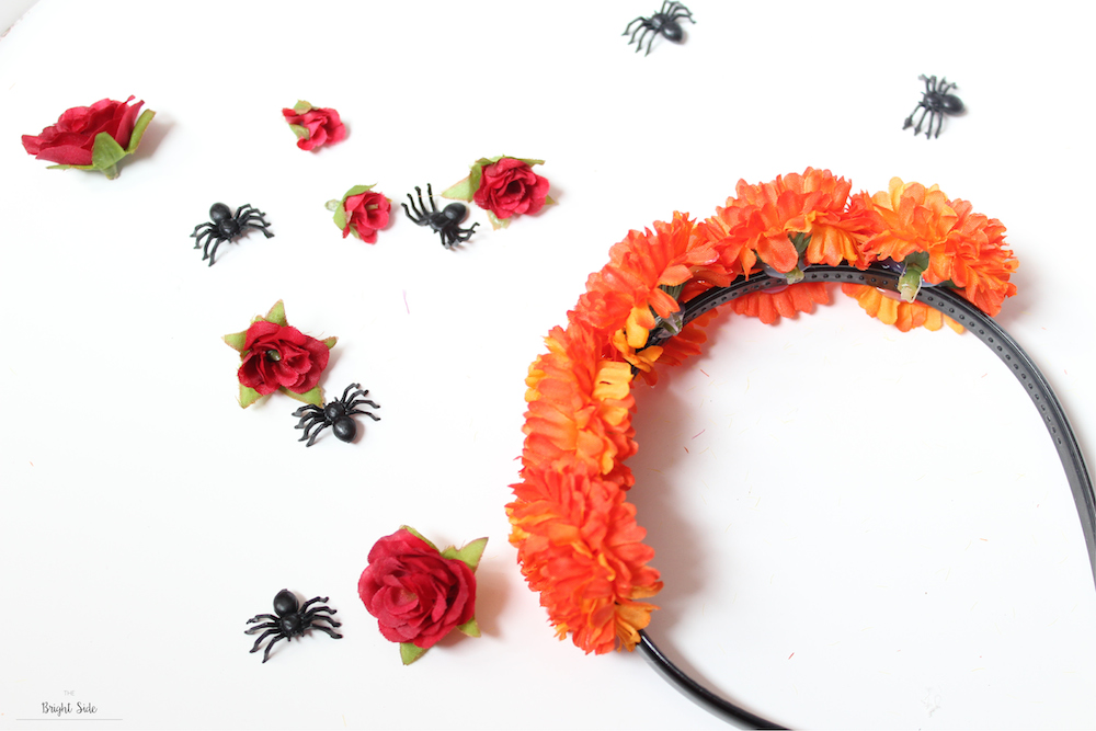 DIY |Les oreilles de Minnie version Halloween 🎃