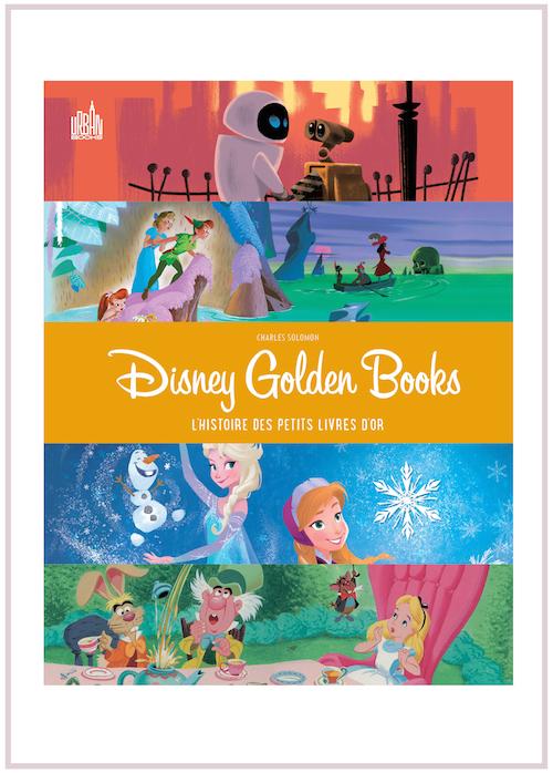Livre Disney Golden Book