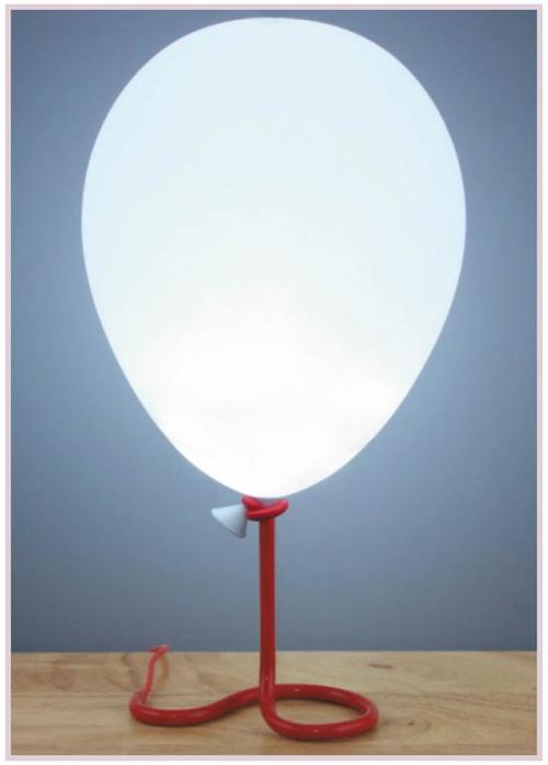Lampe ballon Cadeau Maestro