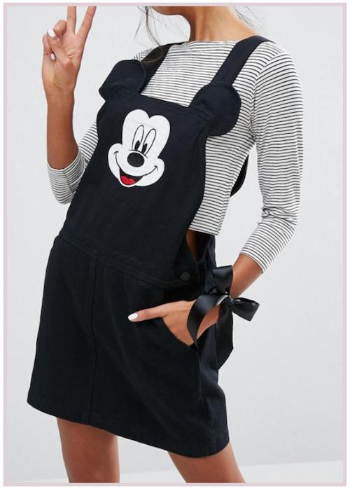 Salopette robe Disney ASOS