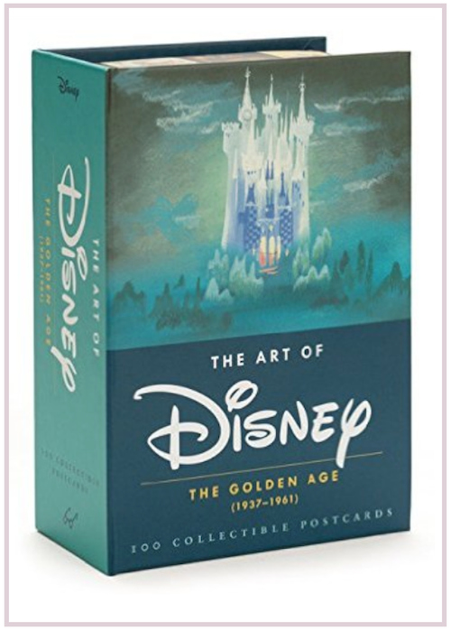 The art of Disney the Goden Age