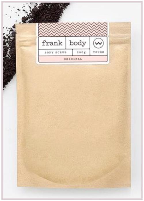 Gommage Franck Body