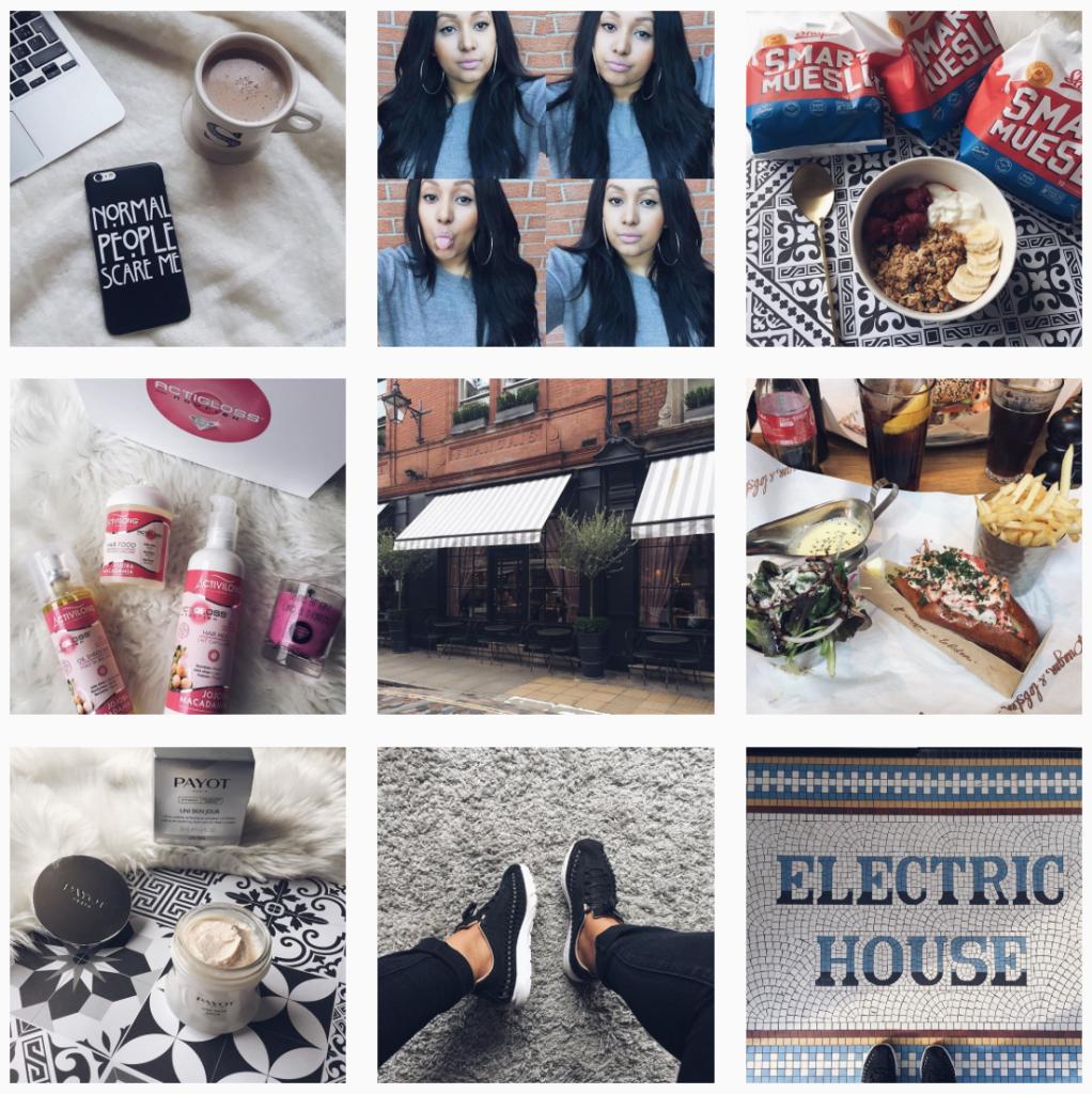 Happy 1 | Mes 5 comptes instagram, snapchat et mes 5 blogs favoris ❤️