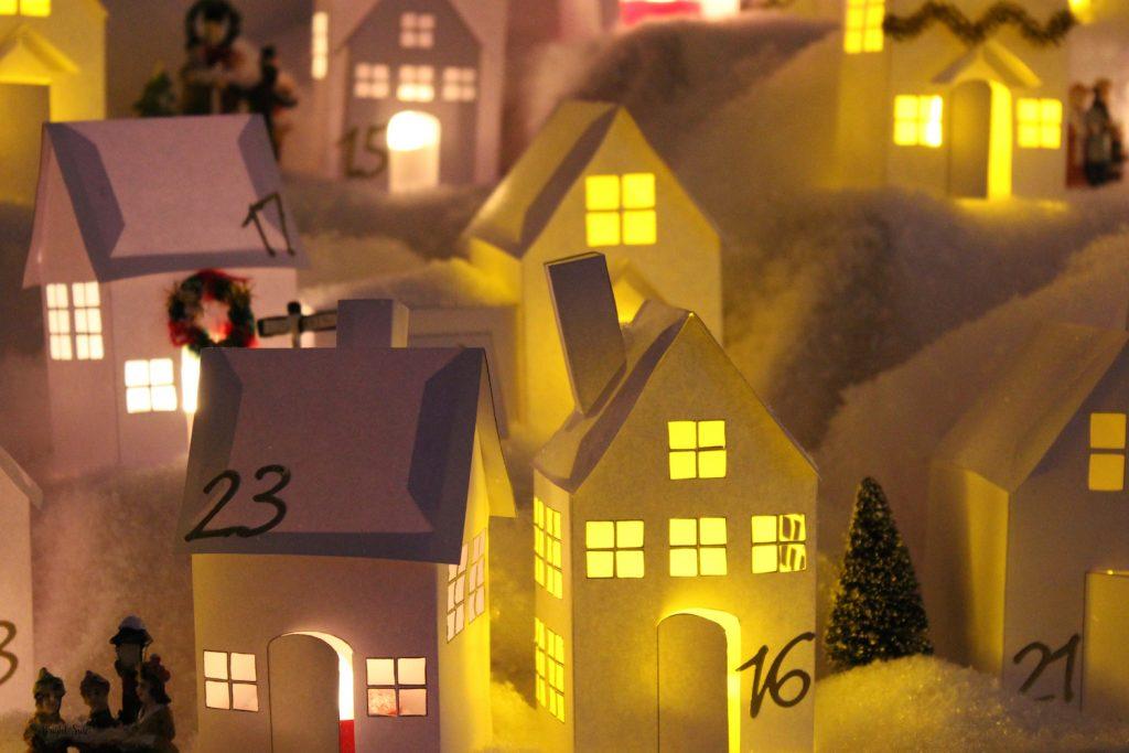 Joyeux Noël | DIY ton calendrier de l'Avent - #2 édition 2016