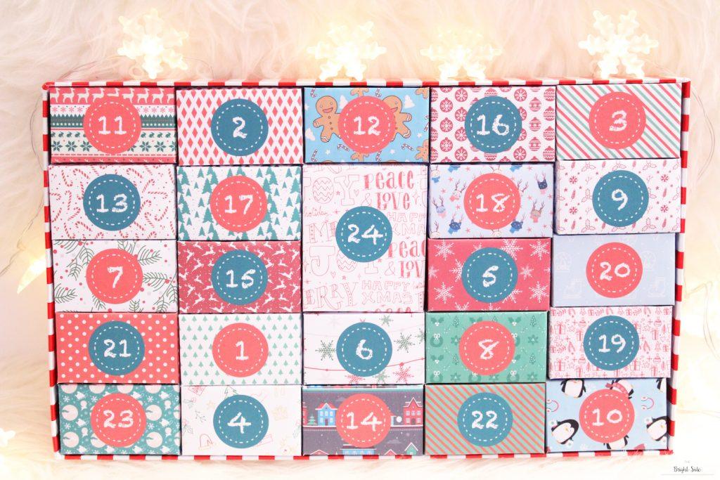 Noël | DIY ton calendrier de l'Avent !