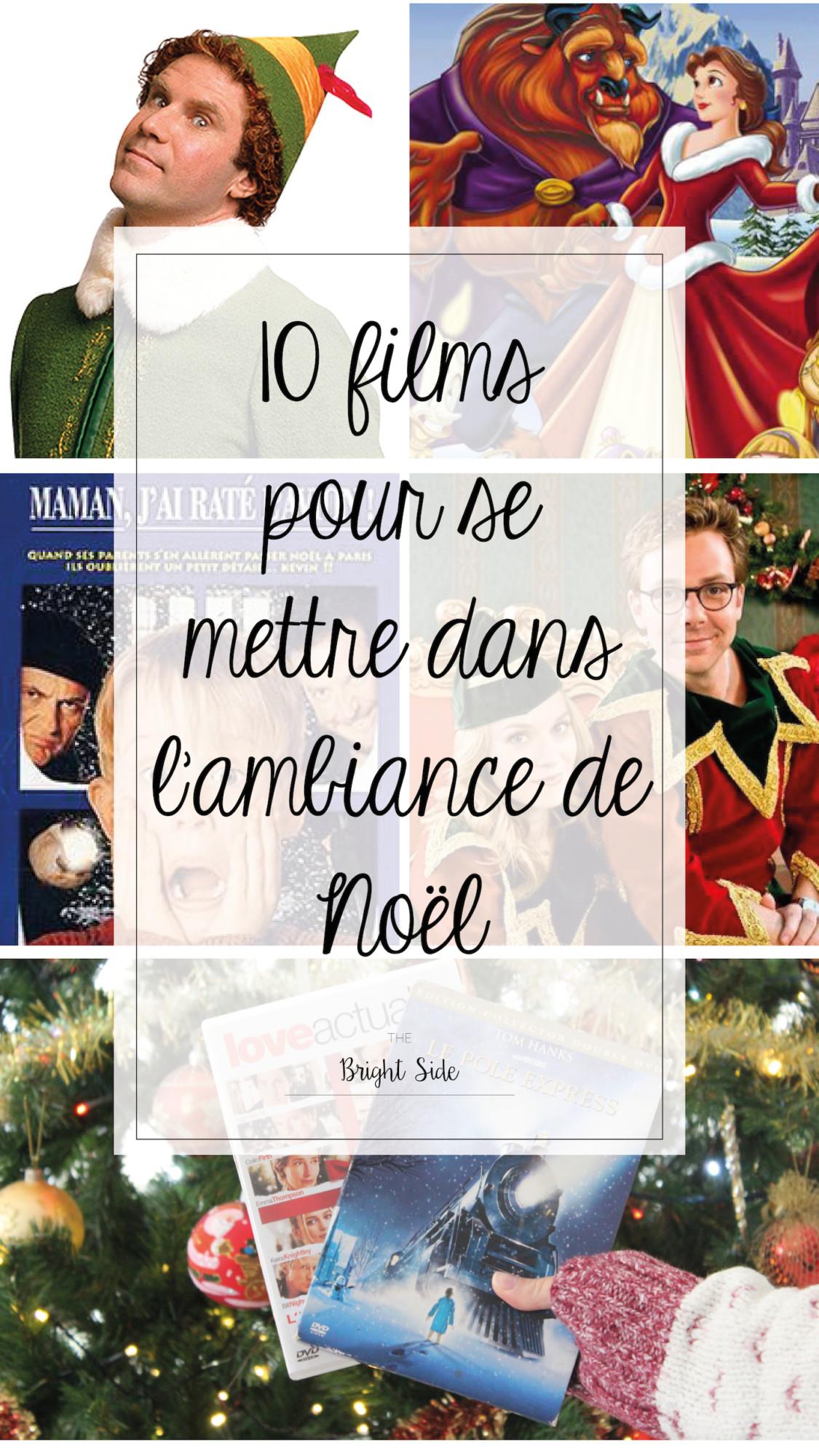 Pinterest Films de Noël