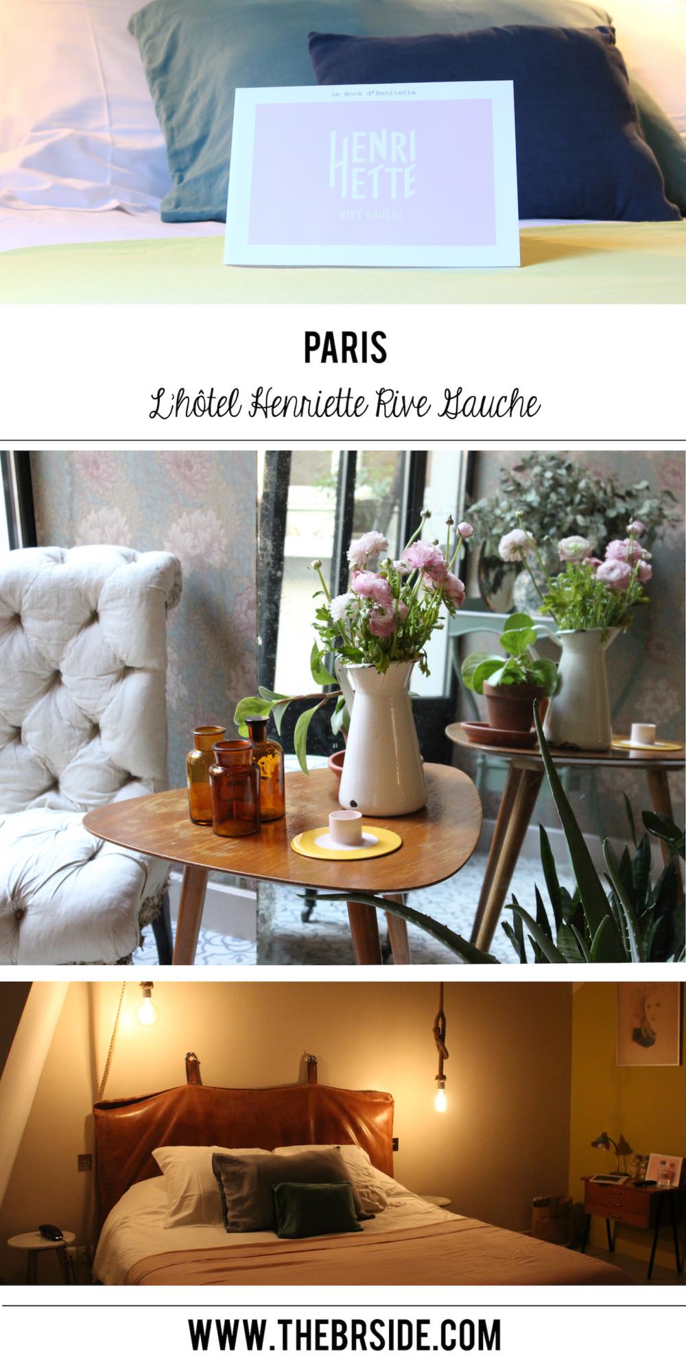 Pinterest Paris Hotel Henriette