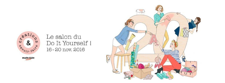 Les 20 ans du salon Créations & Savoir Faire – édition 2016