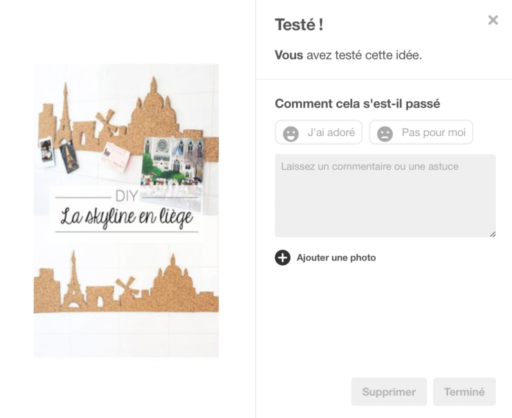 Pinterest : Mode d'emploi en 5 points