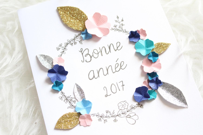 DIY | Cartes de voeux Bonne Année !