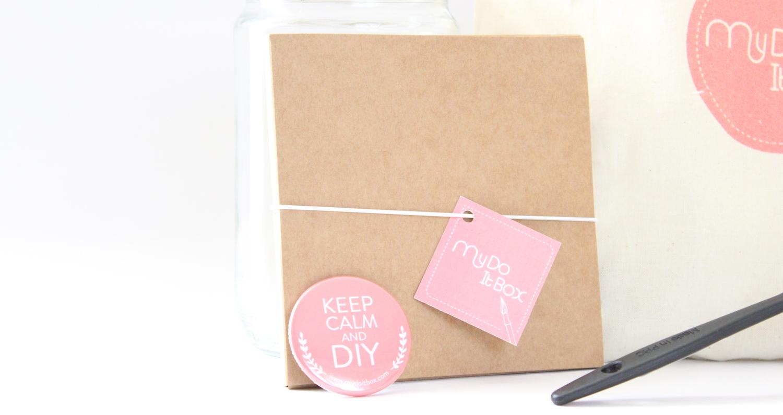 """J'ai testé une box DIY """"My DO IT BOX"""" !"""