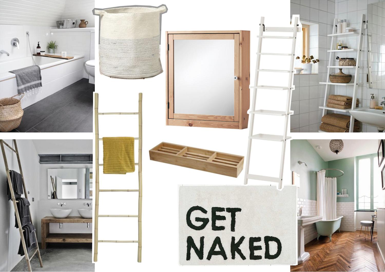 Inspirations déco - Salle de bain