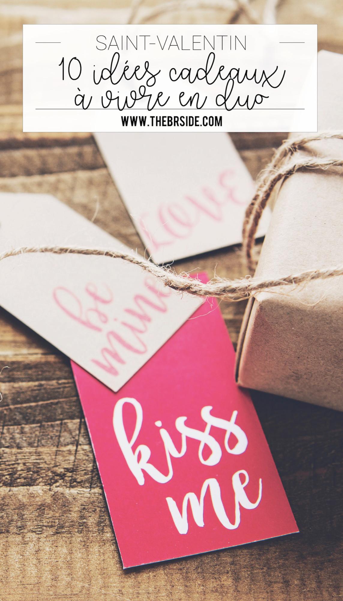 Pinterest Idées cadeaux Saint-Valentin