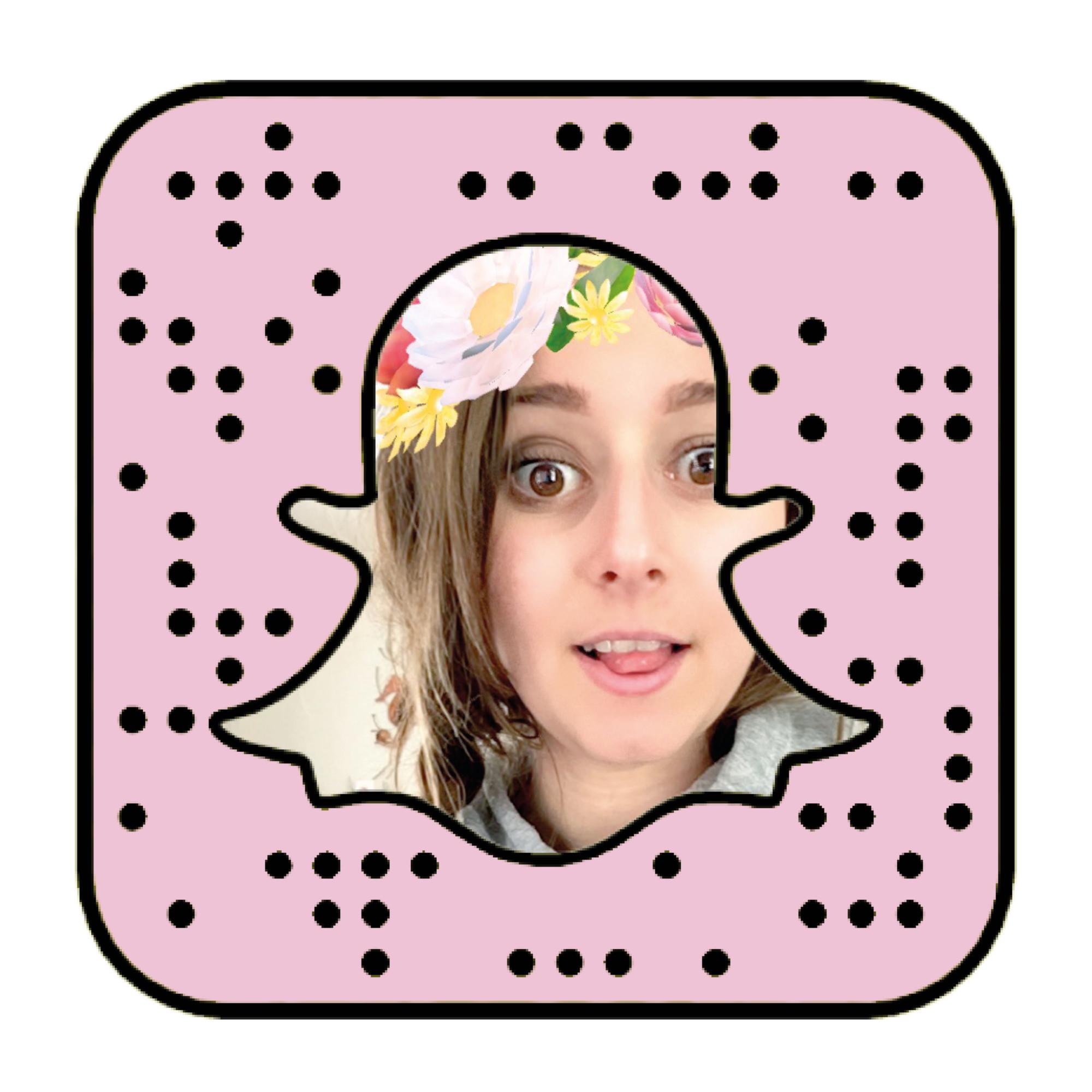 Rejoins-moi sur Snapchat !