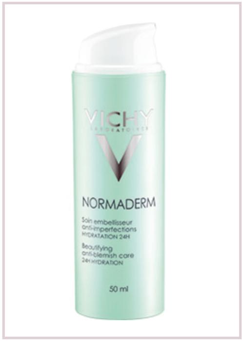 Vichy Normaderm Ma routine anti points noirs et pores dilatés !
