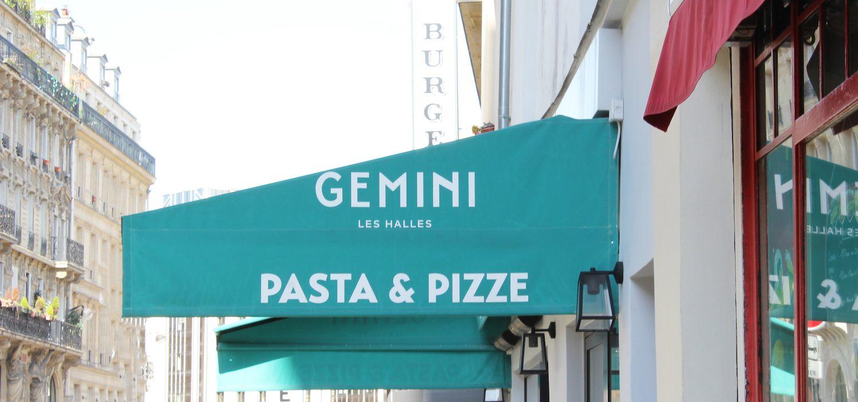 Un bout d'Italie dans Paris : Gemini Family