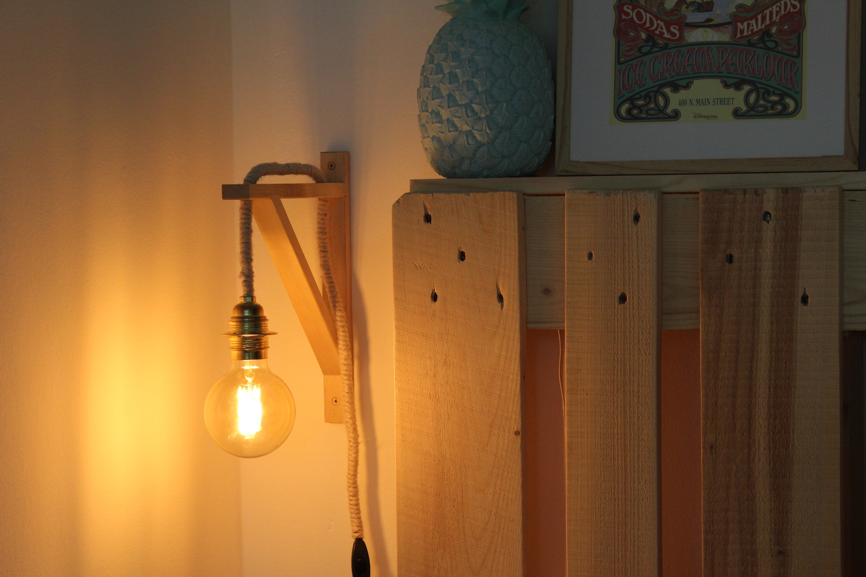 Diy Fabriquez Facilement Une Ampoule Suspendue En 5 Etapes