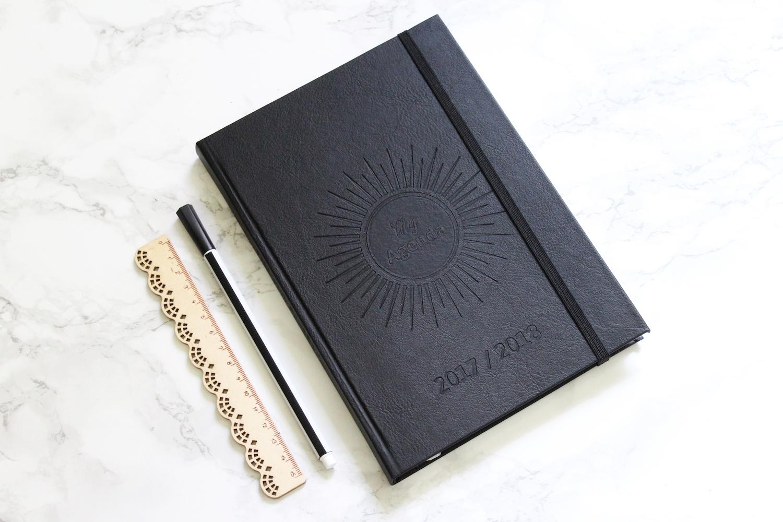Bullet Journal prêt à l'emploi