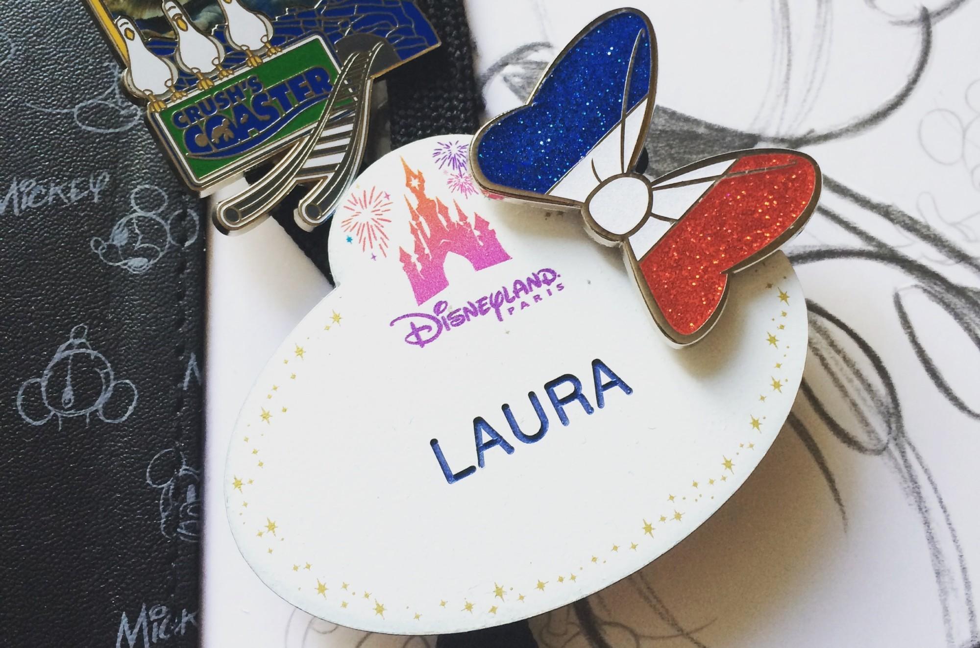 Travailler à Disneyland Paris -