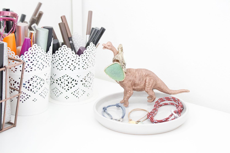 DIY rangement bijoux