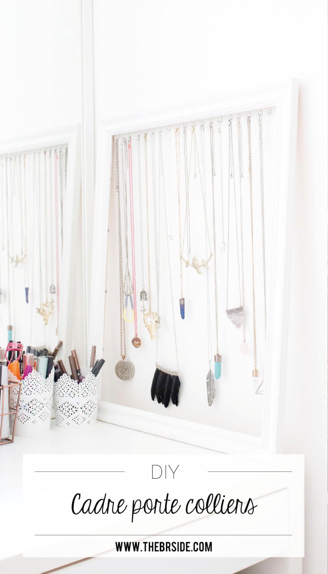 4 diy rangement bijoux tendance reproduire de toute urgence. Black Bedroom Furniture Sets. Home Design Ideas