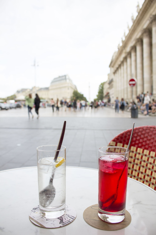 Une journée à Bordeaux