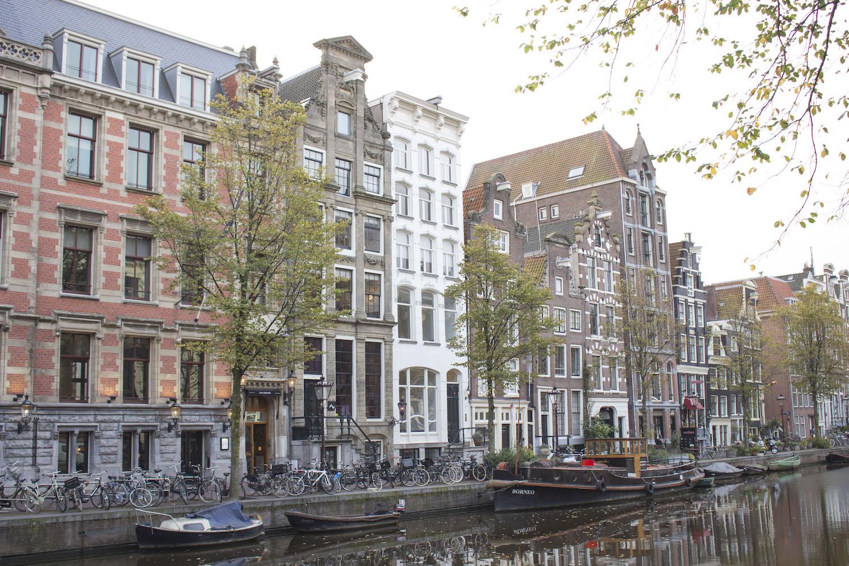 organiser son voyage à Amsterdam