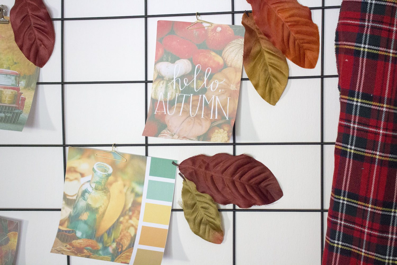 Pimp ton intérieur : Décorations d'automne 2017