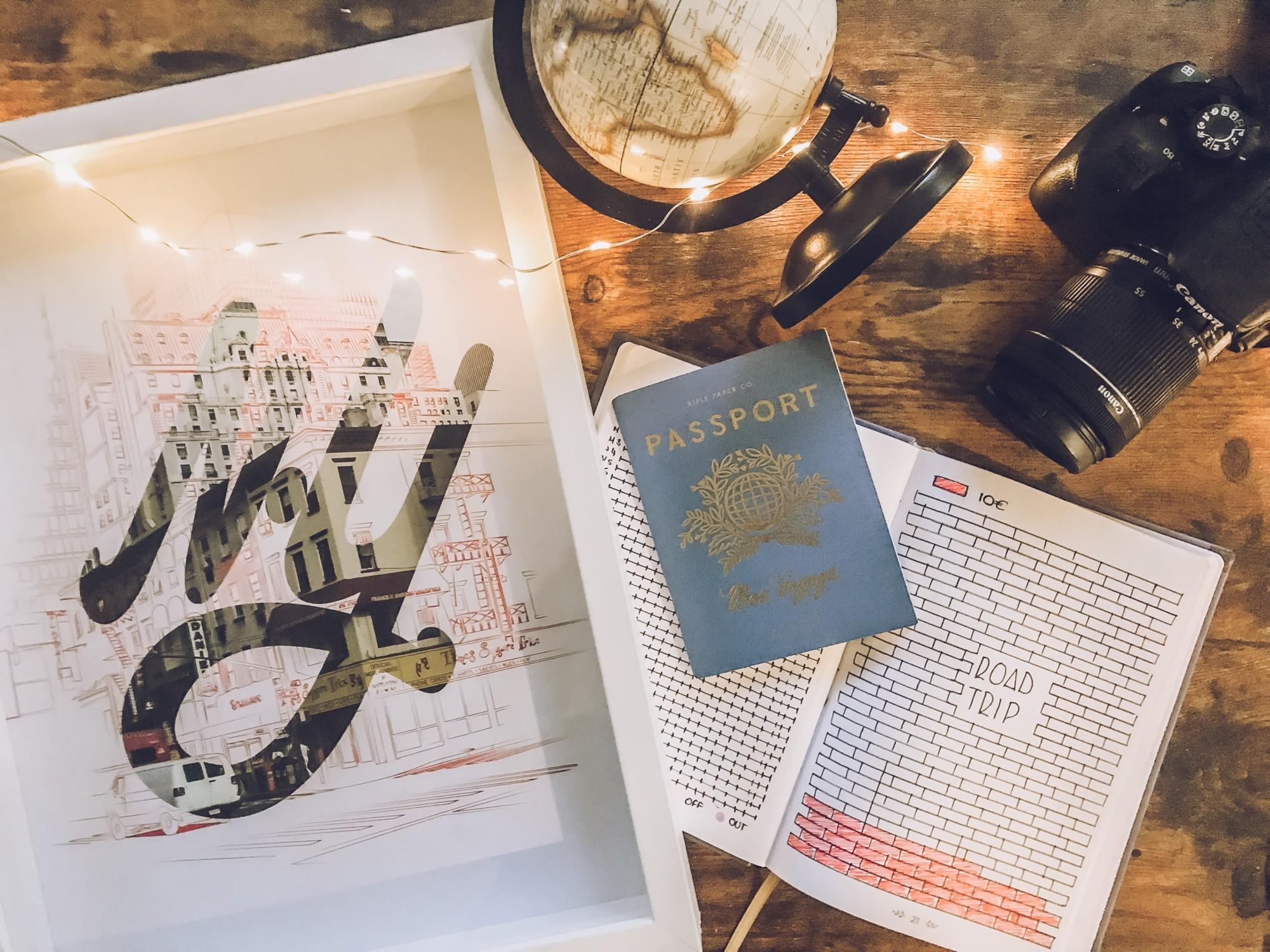 Où partir en voyage en 2018 ? Mes résolutions voyage !