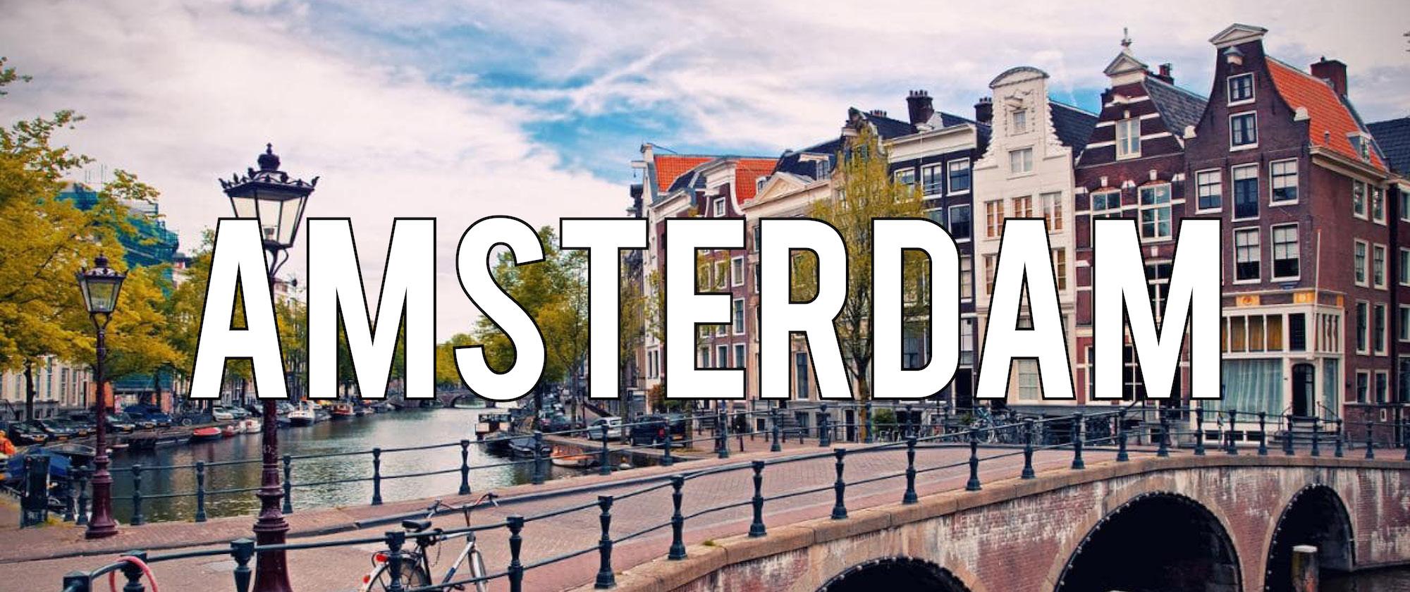 Voyage City Guide Amsterdam