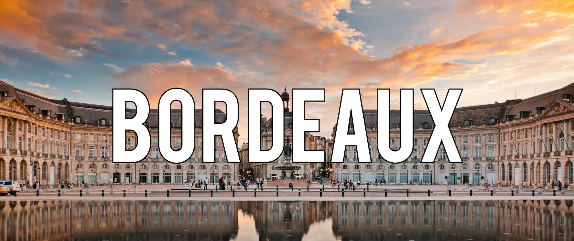 Voyage City Guide Bordeaux