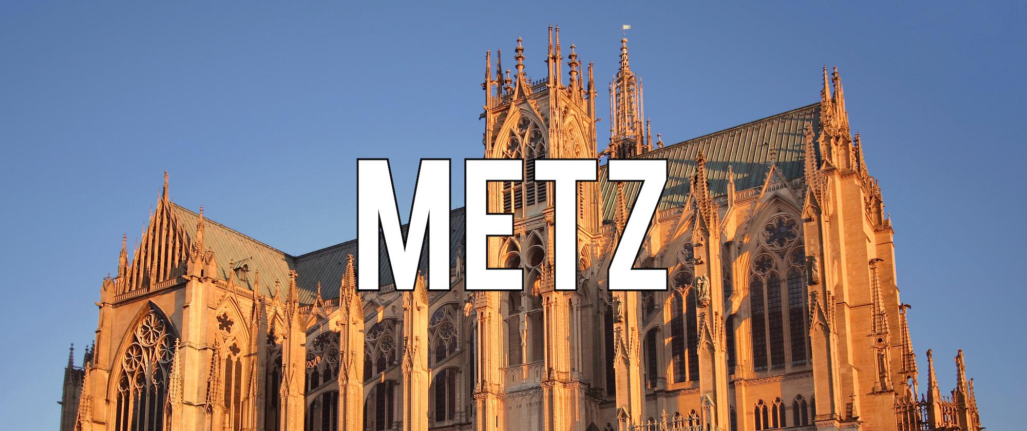 Voyage City Guide Metz